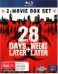 28 Days Later & 28 Weeks Later (Double Pack) (AU Import) Blu-ray