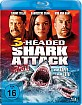 3-Headed Shark Attack Blu-ray