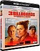 3 Billboards: Les panneaux de la vengeance 4K (4K UHD + Blu-ray + UV Copy) (FR Import) Blu-ray