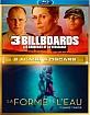 3 Billboards - Les panneaux de la vengeance/ La Forme de l'eau - Double Feature (FR Import) Blu-ray