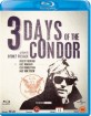3 Days Of The Condor (DK Import) Blu-ray