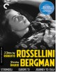 3 Films by Roberto Rossellini Starring Ingrid Bergman - Criterion Collection (Region A - US Import ohne dt. Ton) Blu-ray