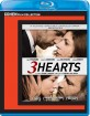 3 Hearts (2014) (Region A - US Import ohne dt. Ton) Blu-ray