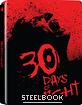 30 Days of Night - Zavvi Exclusive Limited Edition Steelbook (UK Import ohne dt. Ton), inkl. dt. Uncut-BD, neuwertig, fehlerfrei, Innenprint