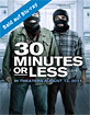 30 Minutes or Less (Blu-ray + DVD) (US Import ohne dt. Ton) Blu-ray