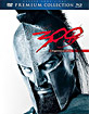 300 - Premium Collection (FR Import ohne dt. Ton) Blu-ray