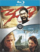 300 & Troie - 2 Pack (FR Import) Blu-ray