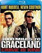 3000 Miles to Graceland (2001) (US Import ohne dt. Ton) Blu-ray