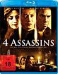 4 Assassins (2012) Blu-ray