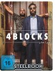 4 Blocks - Die komplette erste Staffel (Limited Steelbook Edition) Blu-ray