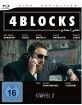 4 Blocks - Die komplette zweite Staffel (FSK-16 Fassung) Blu-ray
