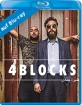 4 Blocks: Staffel 1 + Para - Wir sind King: Staffel 1 (2 TV-Serien Bundle) Blu-ray