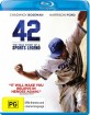 42 (2013) (AU Import ohne dt. Ton) Blu-ray