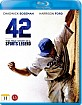 42 (2013) (NO Import ohne dt. Ton) Blu-ray