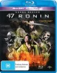 47 Ronin (2013) (AU Import) Blu-ray