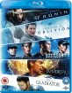 47 Ronin + Oblivion (2013) + Immortals (2011) + Battleship (2012) + Gladiator (2000) (Starter Pack) (UK Import) Blu-ray
