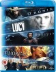 47 Ronin + R.I.P.D. + Immortals (2011) + Lucy (2014) + Dracula Untold (2014) (Starter Pack) (UK Import) Blu-ray