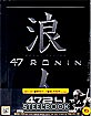 47 Ronin (2013) 3D - Limited Edition Steelbook (Blu-ray 3D + Blu-ray) (KR Import) Blu-ray