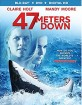 47 Meters Down (2016) (Blu-ray + DVD + UV Copy) (Region A - US Import ohne dt. Ton) Blu-ray