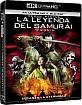 47 Ronin: La Leyenda del Samurai 4K (4K UHD + Blu-ray) (ES Import) Blu-ray