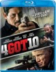 4Got10 (2015) (Region A - US Import ohne dt. Ton) Blu-ray
