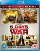 5 Days of War (UK Import ohne dt. Ton) Blu-ray