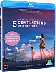 5 Centimeters per Second (UK Import ohne dt. Ton) Blu-ray