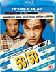 50/50 - Double Play (Blu-ray + DVD) (UK Import ohne dt. Ton) Blu-ray