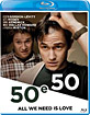50 e 50 (IT Import ohne dt. Ton) Blu-ray