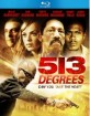 513 Degrees (2013 (Region A - US Import ohne dt. Ton) Blu-ray