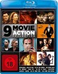 9 Movie Action Collection (3 Disc-Set) Blu-ray