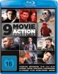 9 Movie Action Collection Vol. 2 (3 Disc-Set)