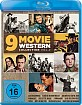 9 Movie Western Collection Vol. 2 (3-Disc Set) Blu-ray