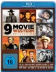 9 Movie Western Collection Vol. 1 (3 Disc-Set) Blu-ray
