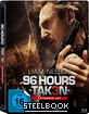96 Hours - Taken 3 (Extended Cut) (Limited Edition Steelbook) Blu-ray