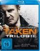 96 Hours - Taken 1-3 (3-Filme Set) (Neuauflage) Blu-ray