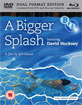 A Bigger Splash (Blu-ray + DVD) (UK Import ohne dt. Ton) Blu-ray