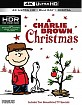 A Charlie Brown Christmas 4K (4K UHD + Blu-ray + UV Copy) (US Import ohne dt. Ton) Blu-ray