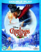 A Christmas Carol (2009) (Blu-ray + DVD) (UK Import ohne dt. Ton) Blu-ray