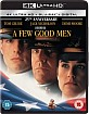 A Few Good Men 4K (4K UHD + Blu-ray + UV Copy) (UK Import)