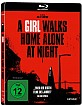 A Girl Walks Home Alone at Night (2014) Blu-ray