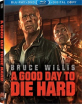 A Good Day to Die Hard - Theatrical and Extended Cut (Blu-ray + DVD + Digital Copy) (CA Import ohne dt. Ton) Blu-ray