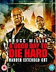 A Good Day to Die Hard - Theatrical and Extended Cut (Blu-ray + UV Copy) (UK Import ohne dt. Ton) Blu-ray