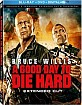 A Good Day to Die Hard - Theatrical and Extended Cut (Blu-ray + DVD + Digital Copy + UV Copy) (US Import ohne dt. Ton) Blu-ray