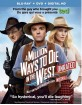 A Million Ways to Die in the West (2014) - Theatrical and Unrated (Blu-ray + DVD + Digital Copy) (CA Import ohne dt. Ton) Blu-ray