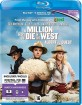 A Million Ways to Die in the West (2014) (NL Import) Blu-ray