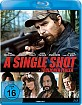 A Single Shot - Tödlicher Fehler (Blu-ray + UV Copy) Blu-ray