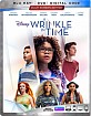 A Wrinkle in Time (2018) (Blu-ray + DVD + UV Copy) (US Import ohne dt. Ton) Blu-ray