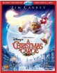 A Christmas Carol (2009) 3D (Blu-ray 3D + Blu-ray + DVD + Digital Copy) (US Import ohne dt. Ton) Blu-ray