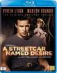 A Streetcar Named Desire -  Viettelysten vaunu (FI Import) Blu-ray